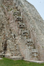 The Magicians Pyramid Uxmal Yucatan Mexico Royalty Free Stock Photo