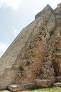 The Magicians Pyramid Uxmal Yucatan Mexico Royalty Free Stock Image