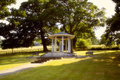 Magna Carta Memorial Royalty Free Stock Photo