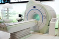 Magnetic resonance imaging Royalty Free Stock Photography