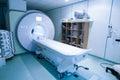 Magnetic resonance spectroscopy machine in hospital laboratory Stock Images