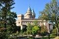 Magnificent castle Bojnice in Slovakia