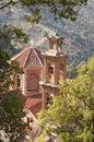 Mahairas Monastery. 12th century. Cyprus. Stock Photo
