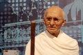 Mahatma Gandhi Royalty Free Stock Photo