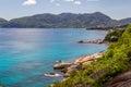 Mahe Seychelles - Beau Vallon Royalty Free Stock Photo