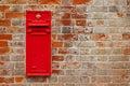 Mail box Royalty Free Stock Photo