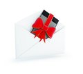 Mail phone gift Royalty Free Stock Photo