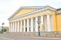 Main Building of St. Petersburg Mining University.