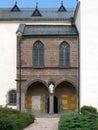 Main gate of St. Catherine church, Kremnica