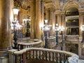 Palais Garnier Paris Royalty Free Stock Photo