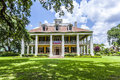 Main house of houmas house plantation and gardens darrow usa july in darrow usa the also known as burnside currently Royalty Free Stock Photography