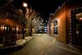 Main Street Park City, Utah Royalty Free Stock Photo