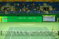 Main tennis venue Maria Esther Bueno Court of the Rio 2016 Olympic Games