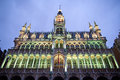 Maison du Roi in Grand Place, Brussels Royalty Free Stock Photo