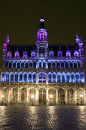 Maison du roi king s house in grand place brussels the Stock Photography
