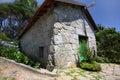 Maison rurale Photo stock