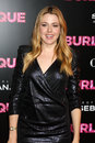 Majandra delfino los angeles nov arrives at the burlesque la premiere at grauman s chinese theater on november in los angeles ca Royalty Free Stock Photo