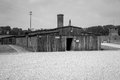 Majdanek concentration camp in lublin poland on the outskirts of on july more than people were killed at during the Stock Photos