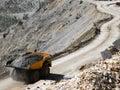 Majdanpek Copper Mine truck 22 Royalty Free Stock Photo