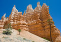 Majestic Hoodoos Royalty Free Stock Photo