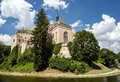 Majestic old castle in Bojnice, Slovakia Stock Photography