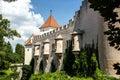 Majestic old castle in Bojnice, Slovakia