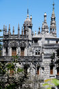 Majestic palace Regaleira(Sintra,Portugal) Stock Photography