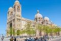 The Major Square in Marseille