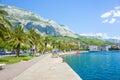 Makarska Croatia Royalty Free Stock Photo