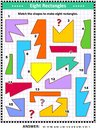 Make Rectangles Math Picture P...
