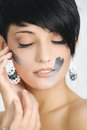 Make-up Royalty Free Stock Photo