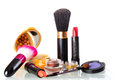 Make up collection Royalty Free Stock Photo
