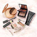 Make up set Stock Photo