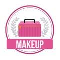 Makeover female design vector illustration eps graphic Stock Photo