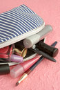 Makeup case Royalty Free Stock Image