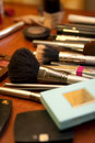 Makeup kit Stock Images