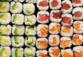 Maki Sushi Royalty Free Stock Photo