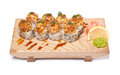 Maki Sushi - Roll Royalty Free Stock Photos