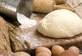 Tvorba chlieb série 009