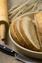 Making Bread Series 029 Stock Photo
