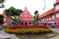 Malacca historical city a of a popular tourist attraction in malaysia Stock Photography