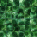 Malachite - seamless background tile Royalty Free Stock Photography