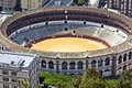Malaga Bullring Royalty Free Stock Photo