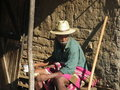 Malagasy native old man Stock Photo