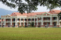 Malay college kuala kangsar the is a premier residential school in malaysia it is an all boys and all school in the royal Royalty Free Stock Photography
