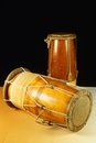 Malay Drum (Gendang) Royalty Free Stock Photo