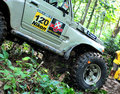 Malaysia 4x4 Jamboree 2008 Royalty Free Stock Photos