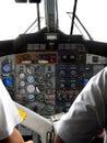 Malaysia. Pilots At Cockpit Co...