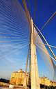 Malaysian Bridge, Pattern and Design Royalty Free Stock Photo