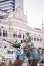 Malaysian royal army th anniversary around malaysia grand parade and display Stock Image